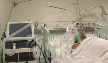 1,168 personas con COVID-19 están hospitalizadas y de ellas 246 en cuidados intensivos