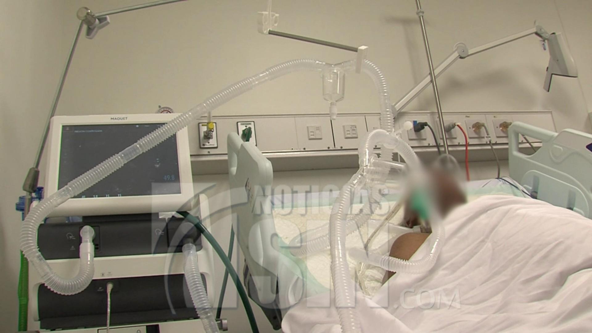 Colapsa sistema hospitalario en Santiago con 103% de ocupación