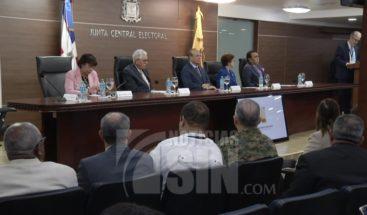 JCE y partidos políticos debatirán protocolo sanitario para las elecciones