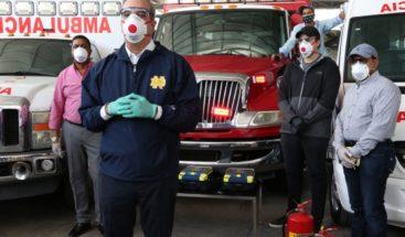 Luis Abinader facilitará ambulancias a municipios por COVID-19