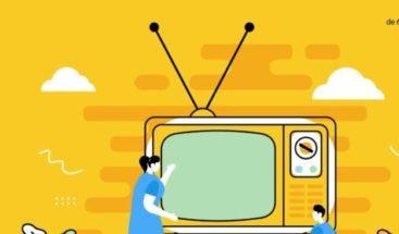 63% de los dominicanos se informa sobre el Covid-19 por televisión, según estudio