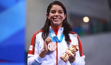 Subcampeona olímpica Ale Orozco sueña en su cumpleaños con medalla en Tokio