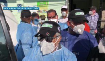 Realizan pruebas para detener brotes en la cárcel de la provincia Duarte