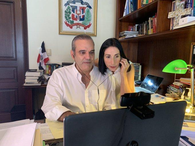 Abinader dispuesto a reunirse con oposición y el Gobierno contra de COVID-19