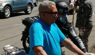 Apresan ciudadanos que circulan sin mascarillas en Bonao