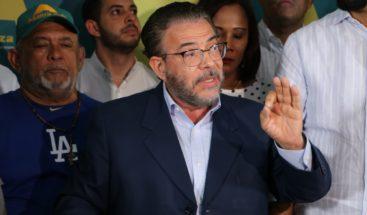 Guillermo Moreno reitera llamado a realización de prueba Covid-19 masivas y gratuitas