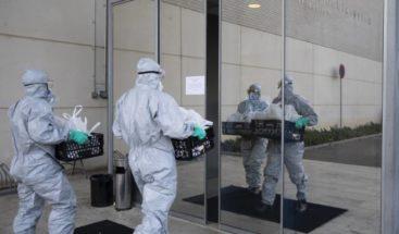 España registra un nuevo repunte de contagios y fallecidos por coronavirus