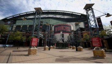 MLB analiza jugar todos sus partidos en estadios de Arizona