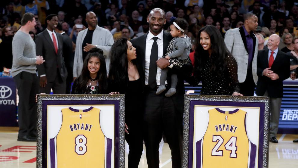 Anillo de campeón de Kobe Bryant estará en subasta de objetos del jugador