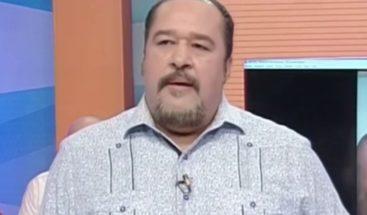 Presentador de El Show del Mediodía tiene coronavirus