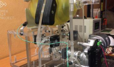Estudiantes de mecatrónica desarrollan ventiladores de bajo costo ante COVI19