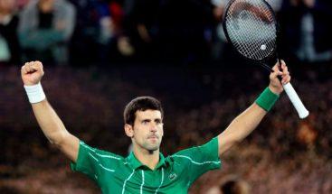 Djokovic dice que no le gustaría que lo obliguen a vacunarse contra COVID-19