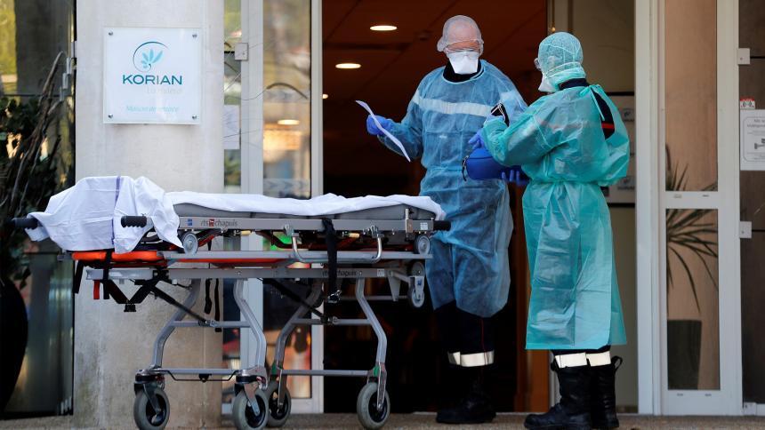 Alemania supera el millar de muertos y suma casi 80.000 contagios