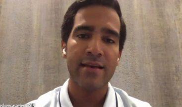 Hijo de Cruz Jiminián confirma mejoría del doctor, dice no han podido verlo