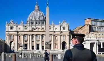 Vaticano amplía hasta el 3 de mayo las medidas de prevención contra COVID-19