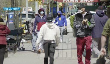Hospitalizaciones por COVID-19 bajan en Nueva York, que acumula otros 630 muertos