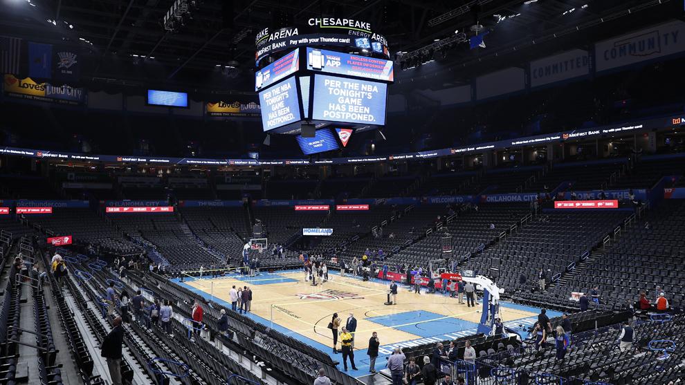NBA y sindicato consideran que prueba rápida y fiable del COVID-19 es vital