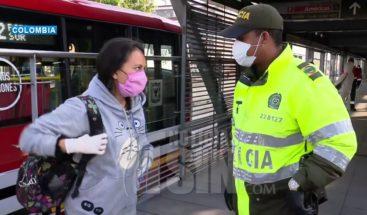 En Bogotá limitan circulación personal según género por coronavirus