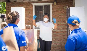 CEPM y CEB incian campaña de donación de alimentos en Bávaro
