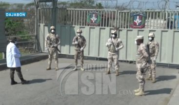 Cesfront mantiene reforzada frontera con Haití