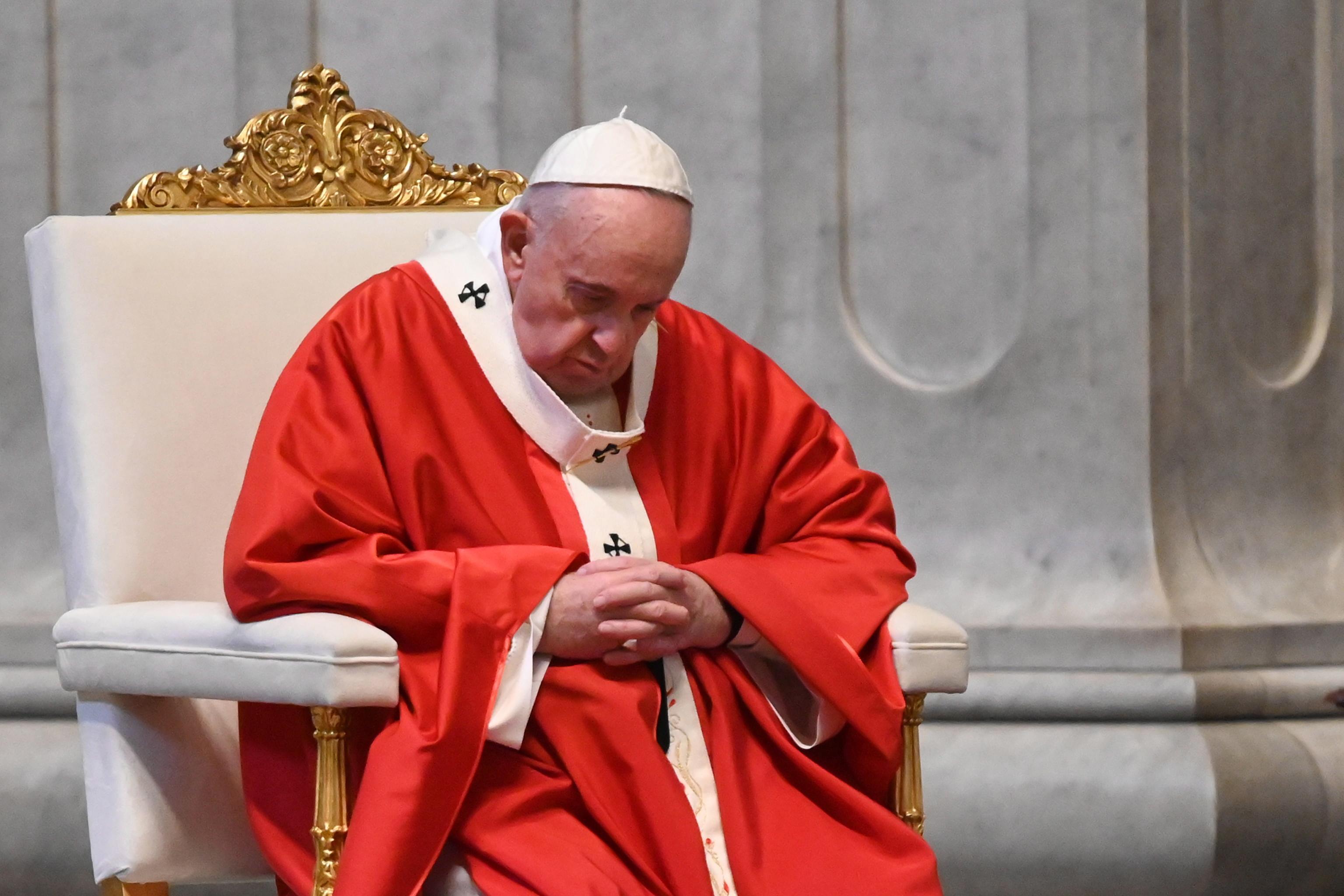 El papa: el mundo está sufriendo y debe estar unido frente al desafío