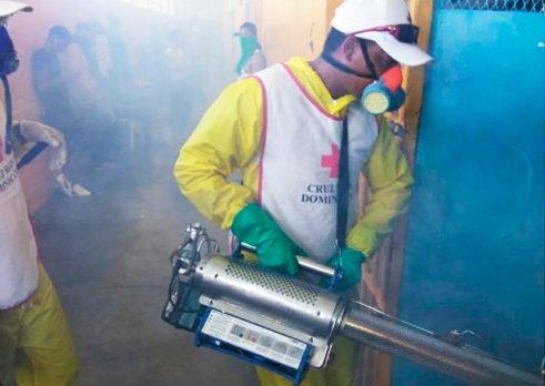 Cruz Roja realiza jornadas de desinfección y fumigación en centros penitenciarios