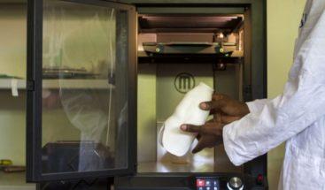Centro de impresión 3D de Bruselas produce 600 viseras diarias para médicos