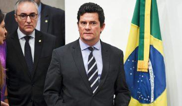 El exjuez Sergio Moro renuncia al Ministerio de Justicia de Brasil