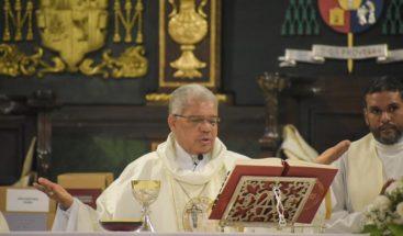 Iglesia católica impartirá bendición desde helicóptero para todo Santo Domingo
