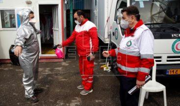 Irán supera los 50.000 casos de coronavirus, de los que 3.160 han muerto