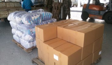Grupo Font Gamundi dona provisiones de arroz y gel desinfectante