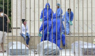 El mundo baja por primera vez en dos semanas de los 5.000 fallecidos diarios