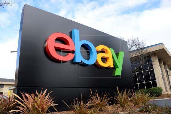 EBay gana 586 millones de dólares en primer trimestre 2020