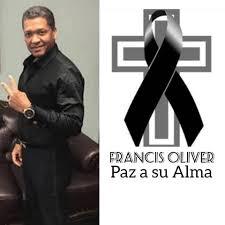 Fallece merenguero Francis Oliver por COVID-19 en Nueva York
