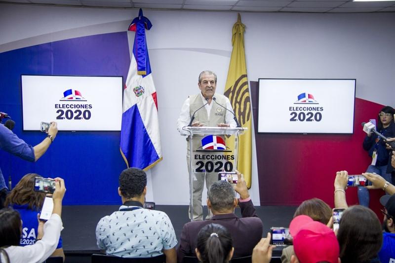 OEA recomienda no utilizar voto automatizado en elecciones presidenciales y congresuales