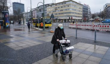 Alemania registra casi 6.200 nuevos contagiados y 140 muertes en 24 horas