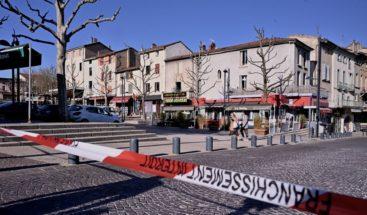 Dos muertos y cinco heridos en un atentado en Francia en pleno confinamiento