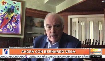 """Bernardo: """"De dónde saldrán los dólares y pesos para cubrir el déficit económico de la pandemia"""""""