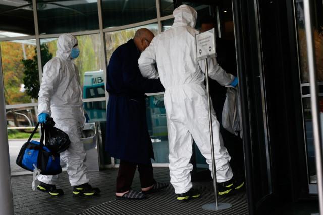 Dos tercios de fallecidos en Europa son hombres y un 95 % mayores de 65 años