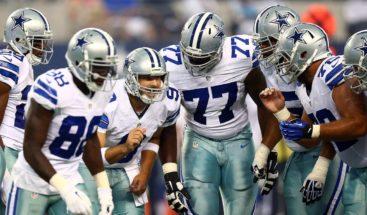Los Cowboys siguen siendo equipo profesional más valioso con 5.500 millones