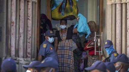 COVID-19 afecta ya a 50 países de África con más de 7.000 casos y 280 muertes