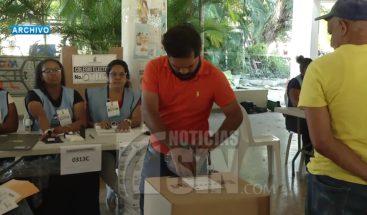 JCE definirá con partidos protocolo para evitar contagios en elecciones de julio