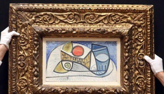 Obras de Picasso de la colección de su nieta, a subasta en Sotheby's
