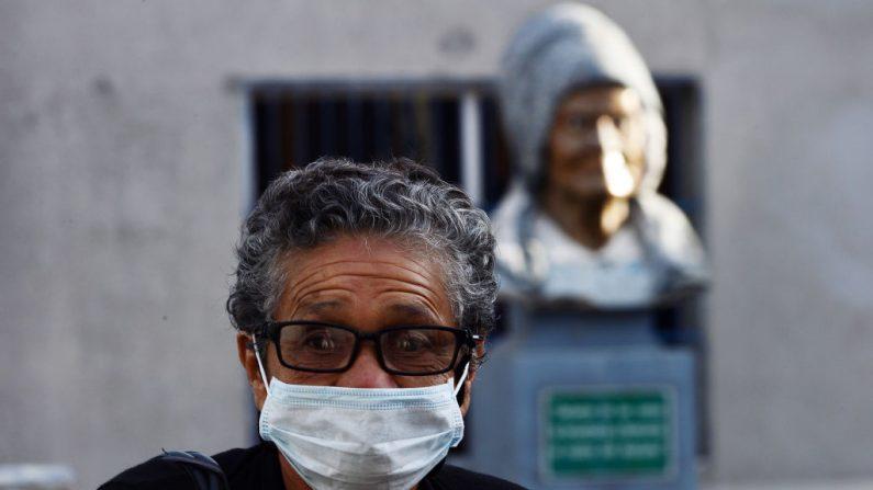 Mujer de 94 años vence al coronavirus