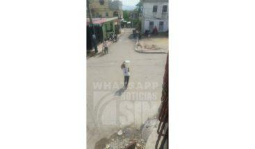 Piden se construya un pozo de agua en La Mina de Los Guaricanos