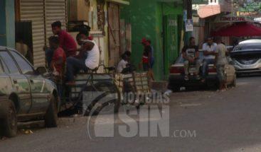 Capotillo vuelve a la calma luego de intervención policial