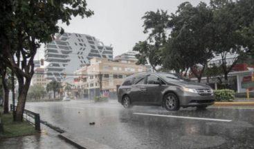 Onamet: Vaguada y onda tropical provocarán aguaceros y ráfagas de viento