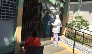 Adultos mayores del Hogar de Ancianos San Antonio María Claret comparten con familiares