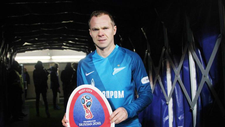 Se retira a los 37 años Alexandr Aniukov, campeón de la UEFA en 2008
