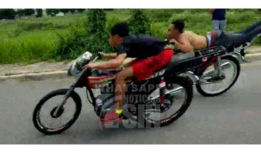 Denuncian carreras clandestinas en plena cuarentena en Jarabacoa